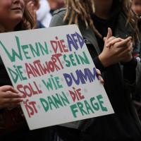 Foto von Jetzt gilts Demonstration am 3.10.18 von Henning Schlottmann