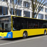 Bus in Rosenheim (c) Mattes