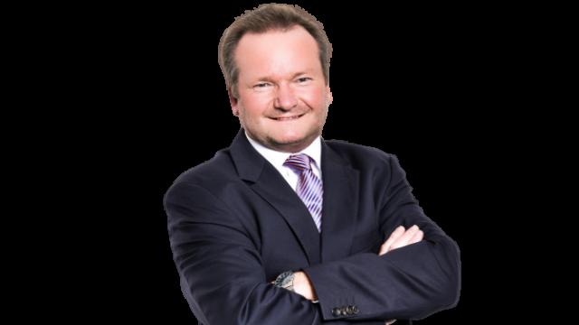 SPD Bürgermeisterkandidat Uwe Klützmann-Hoffmann